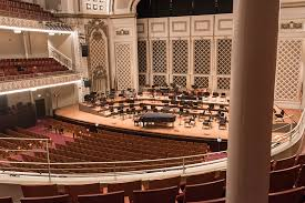 Cincinnati Music Hall Seating Chart Springer Auditorium
