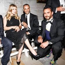Black Tie Theme Amfars New York Inspiration Gala And Its Black Tie Athletic