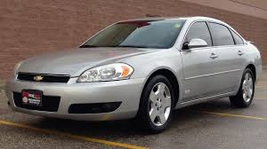 2009 Chevrolet Impala SS - 5.3L, Leather, Alloy Wheels | For Sale ...