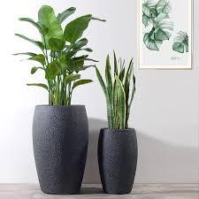 large plant pots garden flower pots