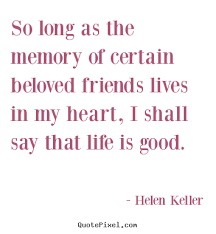 Quotes About Good Memories. QuotesGram via Relatably.com
