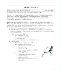 Sales Proposal Letter Classy Sales Proposal Example Product Simple Formats Template Letter Sales