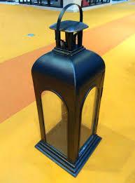 metal candle lantern design indoor and outdoor decoration metal candle lantern garden lantern large metal outdoor