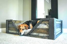 sidetables side table dog bed ideas pallet octagon