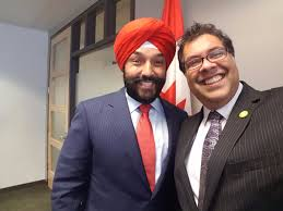 navdeep bains on great talking you nenshi look navdeep bains on great talking you nenshi look forward to collaborating you on innovation and growing the economy yyc