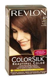 Revlon Colorsilk Hair Colour 47 Medium Rich Brown In 2019