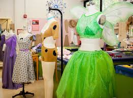 The School Of Theatreu0027s Costume Shop Is The Home Of The Costume Design  Program, An Intensive Pre Professional Training Program That Prepares  Students For A ...
