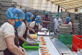Mataram pusaka abadi bertujuan menghasilkan produk roti bermutu dan higienis agar dapat mencap. Ada Pabrik Roti Di Samarinda Sudah Patuhi Protokol Kesehatan Covid 19 Dinas Perindustrian