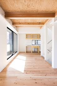 Small Picture Hibarigaoka S House Makes the Most of A Small Lot