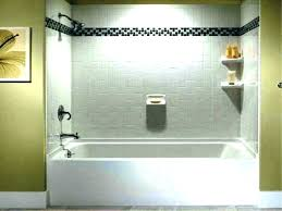one piece shower surround one piece shower with bathtub one piece shower tub units shower wall