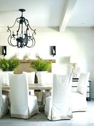 slipcover dining chair white linen chairs covers best parsons slipcovers ideas on parson with lin