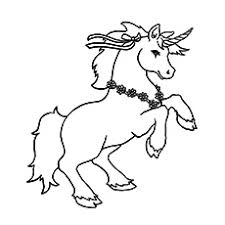 The best selection of royalty free unicorn coloring vector art, graphics and stock illustrations. Top 50 Free Printable Unicorn Coloring Pages