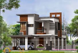 low construction cost house plans lovely low cost contemporary house kerala home design and floor