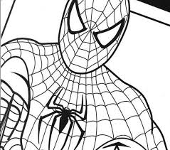 Small Picture Spider Man Coloring Pages Best Coloring Pages adresebitkiselcom