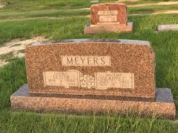 Gladys Cora Potter Meyers (1900-1963) - Find A Grave Memorial