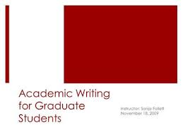 PPT   Book Report Academic Writing for Graduate Students Essential     Allstar Construction