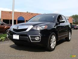 2010 Acura RDX SH-AWD Technology in Crystal Black Pearl - 000750 ...