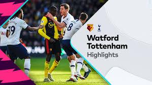 Highlights: Watford v Tottenham-Premier League 18-01-2020
