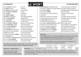 best secondary pe images learning resources  a double sided revision mat on the aqa as topic of healthy living and sport could be useful for preparing for either an essay or the speaking exam