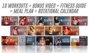 42 off bodyshred digital workout program from jillian michaels