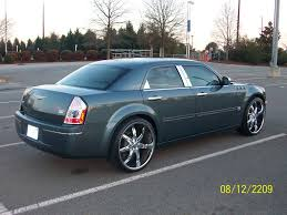 The Ugly Car Blog: Chrysler 300, dedicated to the ugly cars of ...