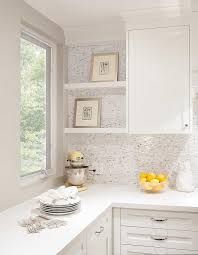 kitchen marble backsplash tiles with no grout