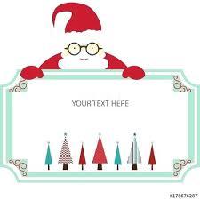 Image 0 Secret Santa Card Template Santa Card Template