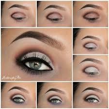 eye makeup ideas step
