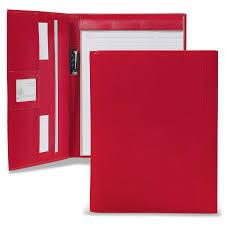 tyler folio red