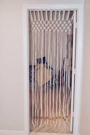 25 best ideas about closet door curtains on