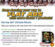 hip hop abs ultimate results exercise program review