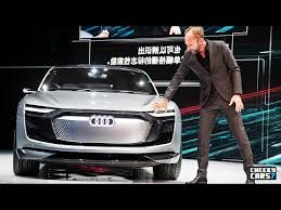 2018 audi electric car. delighful electric 2018 audi etron sportback concept  world premiere auto shanghai 2017 throughout audi electric car