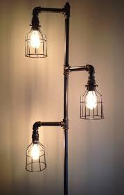 ... Lamp, Lamps Rustic Industrial Floor Lamp Ideas: Terrific Industrial Floor  Lamp For Sale ...
