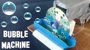 how to make bubble machine at home bubble er machine diy