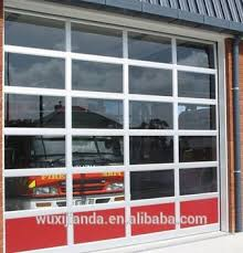 Used Commercial Overhead Doors For Sale glass garage doors used