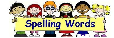 Image result for spelling words picture