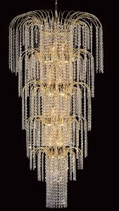 prociosa georgian lead crystal chandelier czech republic impg15 64cm dia x 60cm high chain 9 lights 60w bc