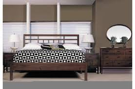 asian bedroom furniture. Durham Furniture Soma Asian Bedroom Set With Low Panel Footboard