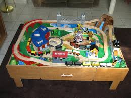thomas wooden railway grow with me play table toys r us designs
