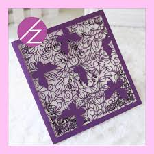 Weding Card Designs 50 Pcs Laser Cut Butterfly Indian Wedding Card Design English Wedding Invitation Card Greeting Card Qj 112