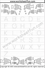 Letter Tracing Templates Tracing Letter Tracing Free Printable Worksheets Worksheetfun