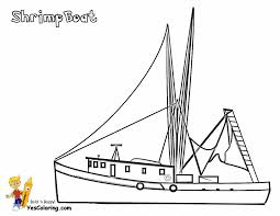 Small Picture Shrimp Boat Coloring Pages Coloring Coloring Pages