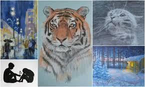 Школа рисования онлайн Марины Трушниковой школа живописи и рисунка основы композиции