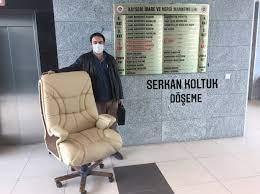 Kayseri Serkan Koltuk Kanepe Döşeme ve Yenileme