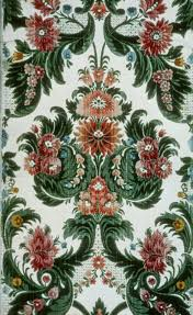 History Of Fabric Design Textile Production In Europe Silk 1600 1800 Essay