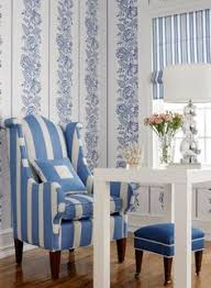 1000 images about blue white decor on pinterest blue and white michael howard and blue living rooms blue white home office