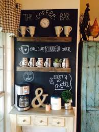 would love to do this in a little nook when we buy a house bryan attractive coffee bar home 4