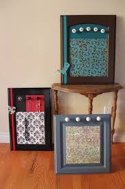 How To Remove Kitchen Cabinet Jewelry Display Boards Made From Repurposed Kitchen Cabinet Doors