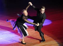 Duo's quick step earns judges' praise in Dancing Like The Stars | MAD Life  Entertainment | heraldbulletin.com