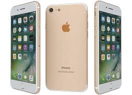 iphone 7 gold front. apple iphone 7 gold 3d model max obj 3ds fbx wrl wrz mtl 1 front i